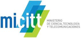 Ministerio de Ciencia Tecnología y Telecomunicaciones (MICITT)