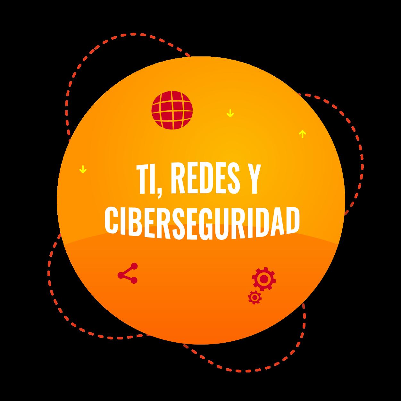 TI, redes y ciberseguridad